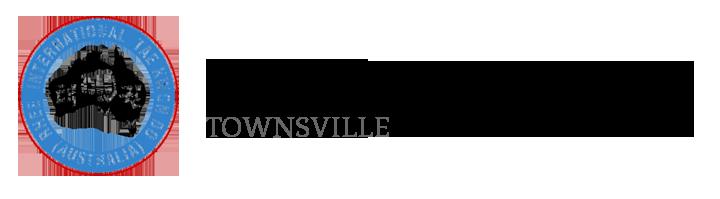 Rhee Tae Kwon-Do Townsville Region Logo
